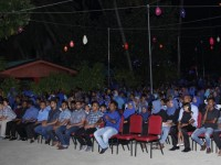 Maafushi prison dinner night